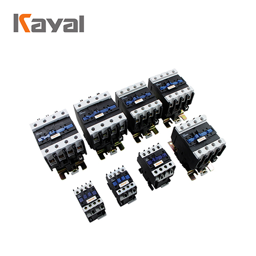 LC4 AC Contactor
