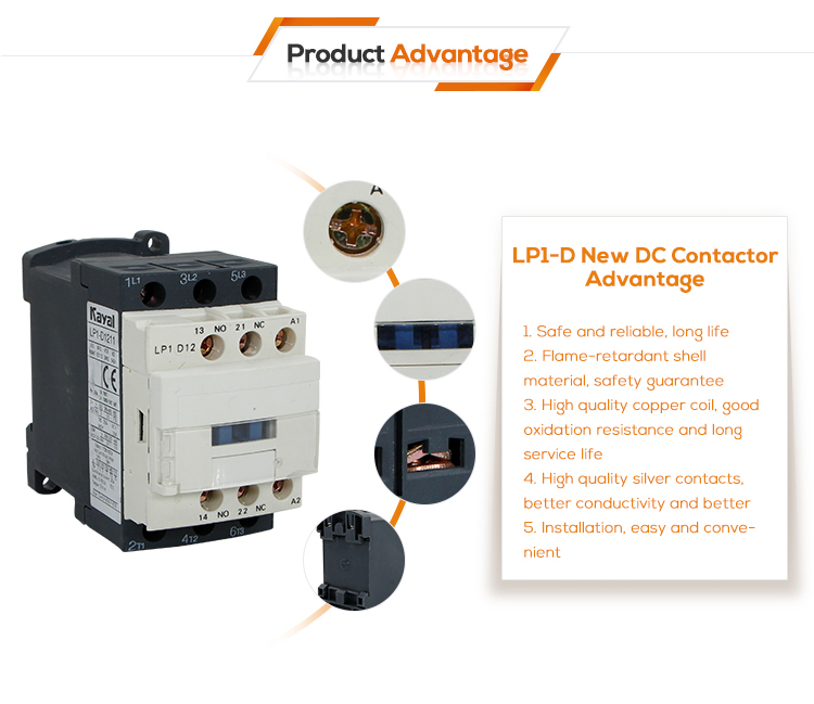 lp1 d new dc contactor advantage 6