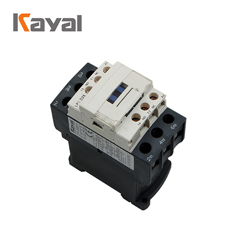 LP1-D New DC Contactor