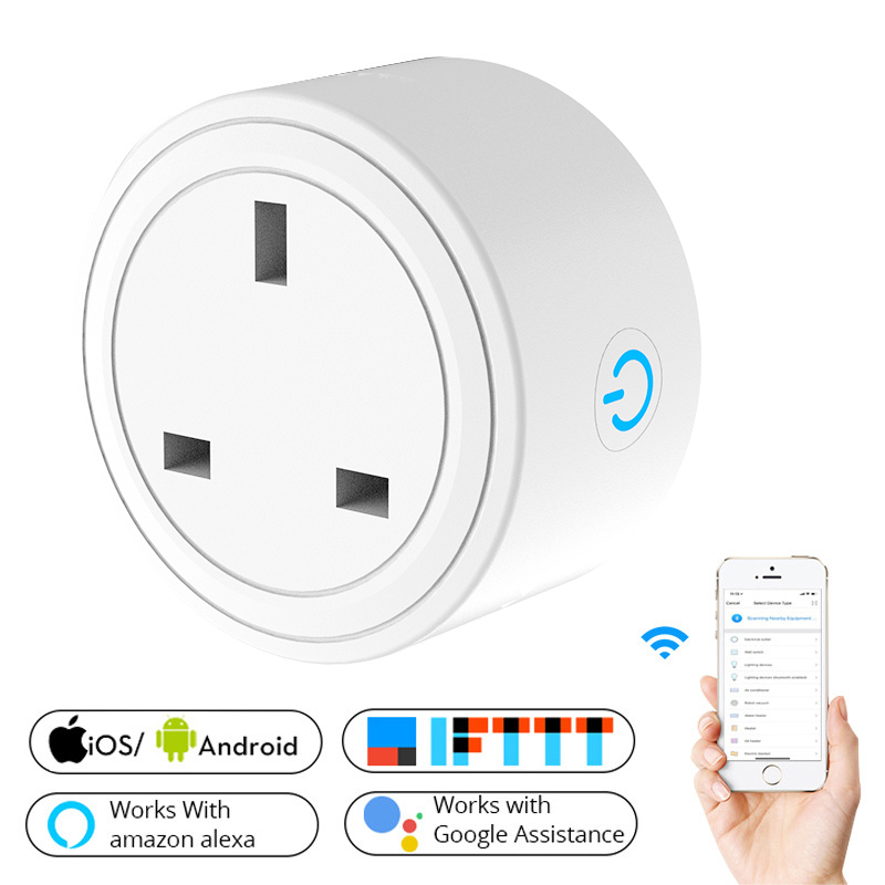 Wi-Fi Smart Socket KYSH-UK